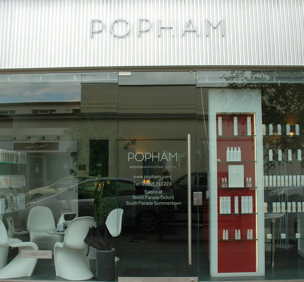 oxford hair salon, popham hairdressing, North parade, oxford, jericho, Summertown